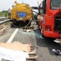 Tin tức - Kết luận vụ xe khách đâm xe bồn, 7 người chết