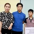 Làng sao - Lưu Hương Giang thăm bệnh nhi mắc sởi