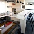 Nhà đẹp - 'Choáng mắt' vì căn hộ 16m2 quá tiện ích