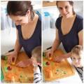 Bếp Eva - Làm 300 bữa trưa độc đáo cho con