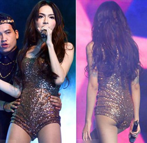 huong giang idol dang goi cam qua da! - 6