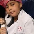 Làm mẹ - Cảm động bé ung thư nấu ăn cho người nghèo