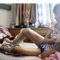Làm đẹp - Rộ mốt gọt chân để đi vừa giầy đẹp