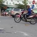Tin tức - Hà Nội: Người đi đường bị điện giật chết lúc mưa to