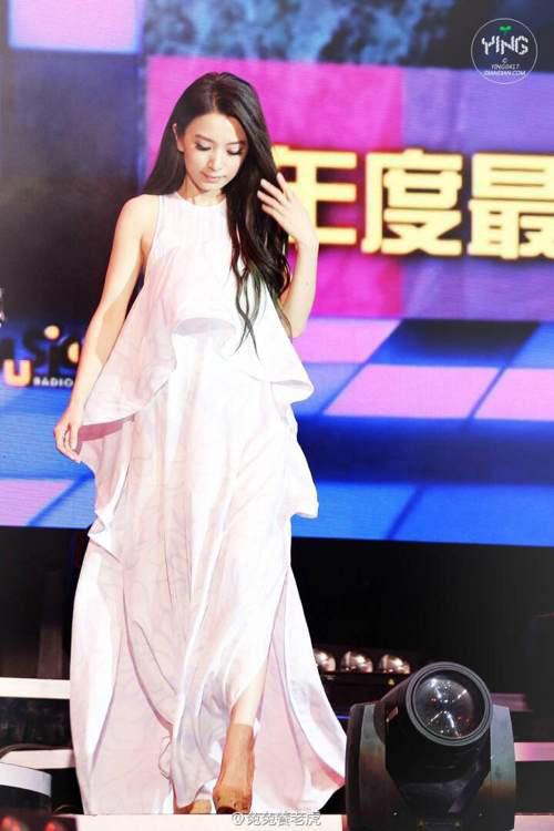 sao cbiz toa sang tai music radio awards 2014 - 5