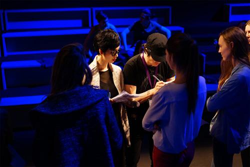 xuan lan lam dao dien catwalk tai thuong hai - 4