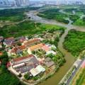 Xem & Đọc - Ngắm góc ảnh lạ về Sài Gòn từ trên cao