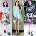 Thời trang - Tín đồ Trung Quốc chào hè sành điệu