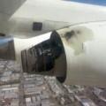 Tin tức - Máy bay Úc hạ cánh khẩn cấp vì động cơ bốc cháy