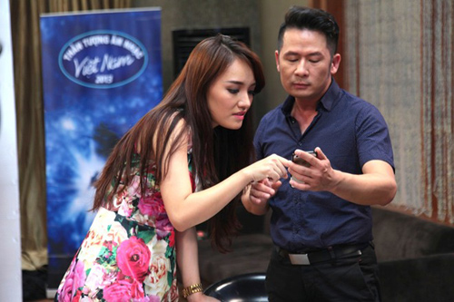 bang kieu het loi khen ngoi nhat thuy truoc chung ket idol - 4