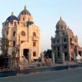 Nhà đẹp - Lâu đài song sinh Ninh Bình dát vàng nội thất