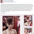 Làng sao - Lâm Chi Khanh bất ngờ chia tay bạn trai kém 11 tuổi