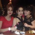 Làng sao - Lâm Chi Khanh xả stress sau chia tay bạn trai