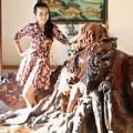Nhà đẹp - Ngôi nhà gỗ nghìn mét của diễn viên Thuỳ Dương