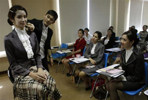 tiep vien hang khong chuyen gioi dep nhat thai lan - 7