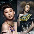 Thời trang - Quỳnh Thy ấn tượng với phong cách hoang dã