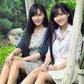 Làm đẹp - Cặp sinh đôi giỏi võ đẹp như gái Hàn