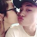 Làng sao - Con gái Thanh Lam tình tứ với bạn trai
