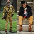 Thời trang - Cụ ông 70 tuổi vẫn không ngừng cuồng hàng hiệu