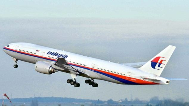 mh370 mat tich: lien quan den nguoi ngoai hanh tinh? - 1