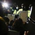 Phà Sewol: Người nhà nạn nhân kéo tới dinh Tổng thống