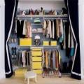 Nhà đẹp - Mẹo tăng diện tích lưu trữ cho tủ đồ nhỏ