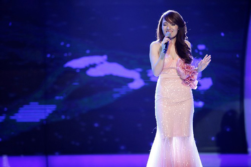 """""""can do"""" tai nang top 2 vietnam idol 2013 - 3"""