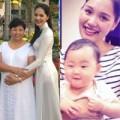 Làng sao - HH Hương Giang tâm sự xúc động về mẹ