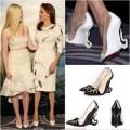 Thời trang - Angelina Jolie gây chú ý vì kiểu giày lạ