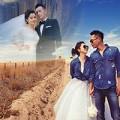Làng sao - Từ Nhược Tuyên lần đầu khoe ảnh cưới
