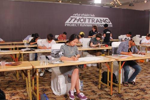 project rrunway 2014: nghet tho tu nhung phut dau - 6
