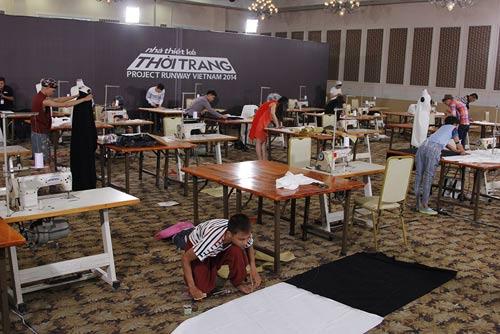 project rrunway 2014: nghet tho tu nhung phut dau - 7