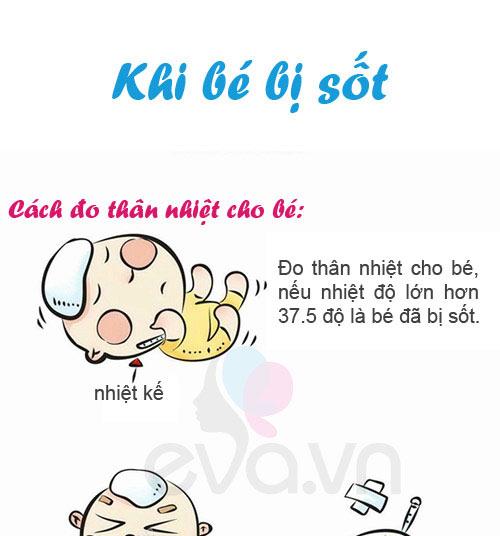 bi kip cham con sot it me biet - 1