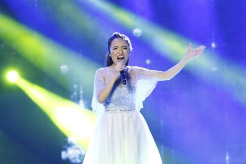 nhat thuy: hanh trinh thanh quan quan vn idol 2013 - 16