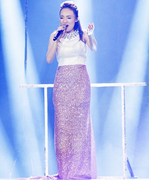 nhat thuy: hanh trinh thanh quan quan vn idol 2013 - 19
