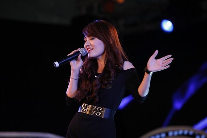 nhat thuy: hanh trinh thanh quan quan vn idol 2013 - 2