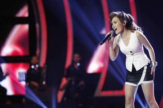 nhat thuy: hanh trinh thanh quan quan vn idol 2013 - 3