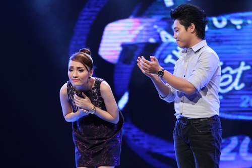 nhat thuy: hanh trinh thanh quan quan vn idol 2013 - 6