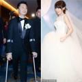Làng sao - Sao Thiếu Lâm Tự chống nạng trong ngày cưới