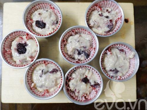 banh muffin dau tam day hap dan - 10