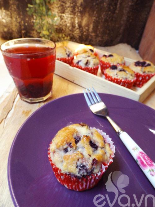 banh muffin dau tam day hap dan - 12