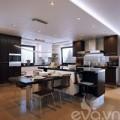 Không gian đẹp - Nguyên tắc chọn hướng lành, dữ cho bếp