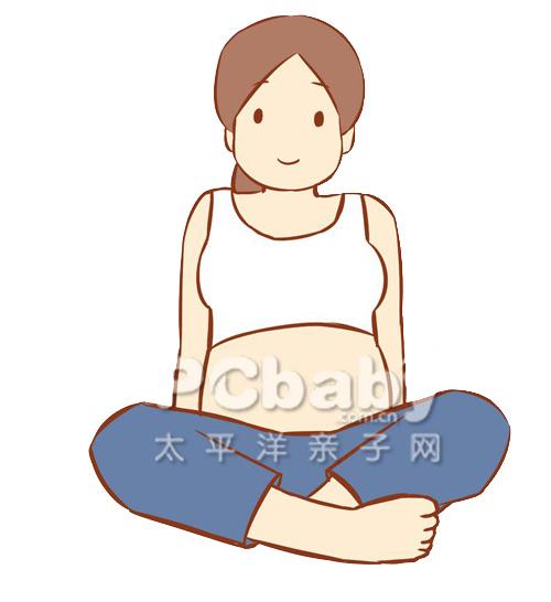 bai yoga cuc de cho me bau khoe dep - 10