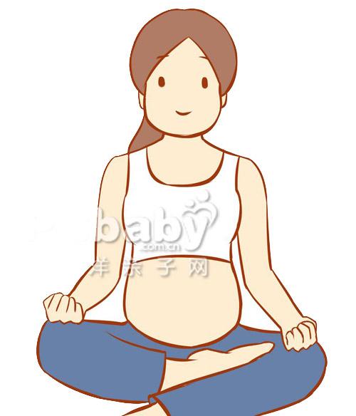 bai yoga cuc de cho me bau khoe dep - 3