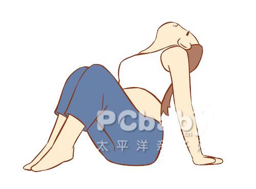 bai yoga cuc de cho me bau khoe dep - 8