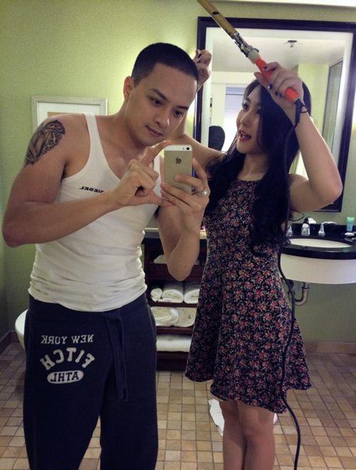 huongtram sexy don sinh nhat ben cao thai son - 9