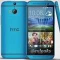 Eva Sành điệu - HTC One M8 sắp có phiên bản màu xanh lam