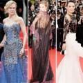Mỹ nhân khoe sắc trên thảm đỏ LHP Cannes