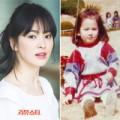 Làng sao - Loạt ảnh chưa từng công bố của Song Hye Kyo