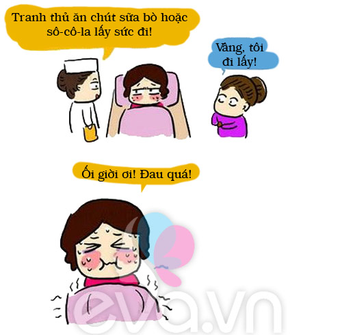 """de thuong a, chi hoi dau thoi!"" - 6"